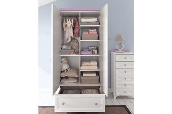 armadio per cameretta neonato