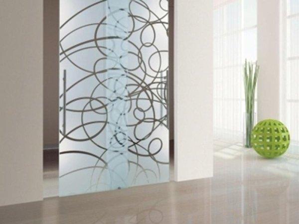 porte vetro decorate