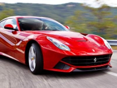 Ferrari workshop