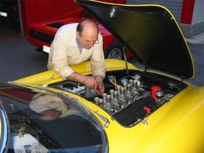 riparazione auto epoca