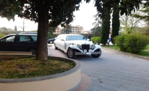 Ampio parcheggio esterno
