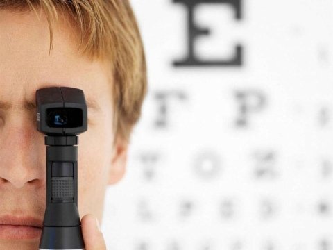 esami della vista