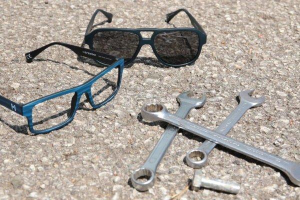 occhiali da sole e vista uomo