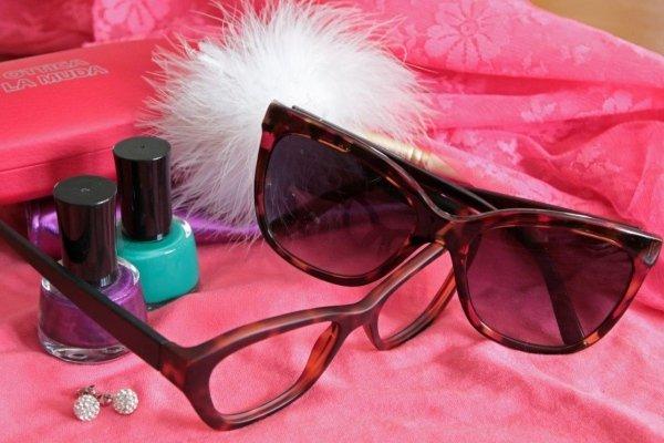 occhiali da sole e vista donna