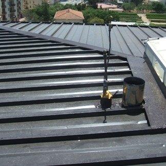alluminio, tetti, lamiere