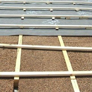 tetto, costruzione edile, edilizia