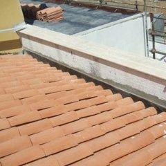 realizzazione tetto, grondaia rame