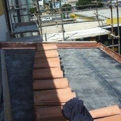 grondaia tetti, grondaie artigianali