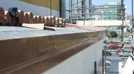 lavorazione alluminio, lattoneria