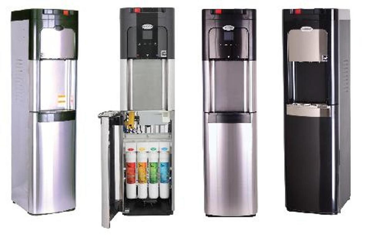 Water Coolers & Beverage Vending Machines, Salisbury NC
