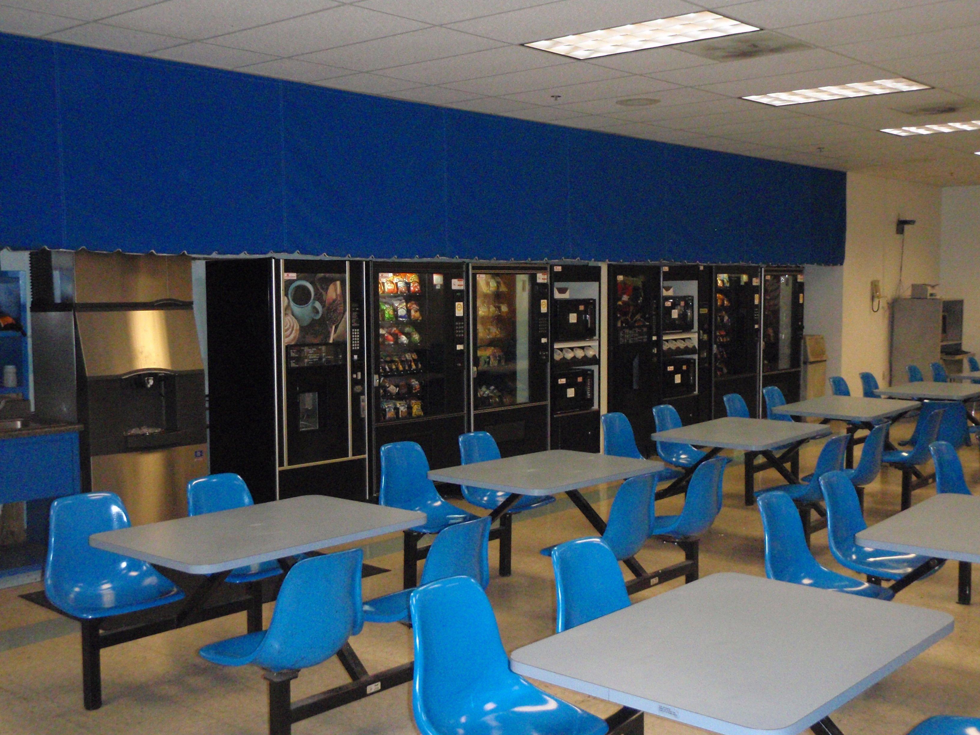 Break Room Vending Machines, Statesville NC
