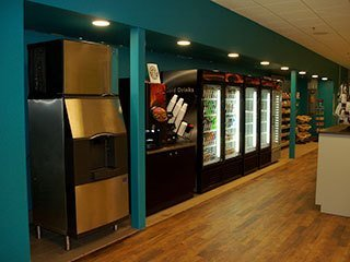 Office Coffee & Snack Vending Machines, Statesville NC