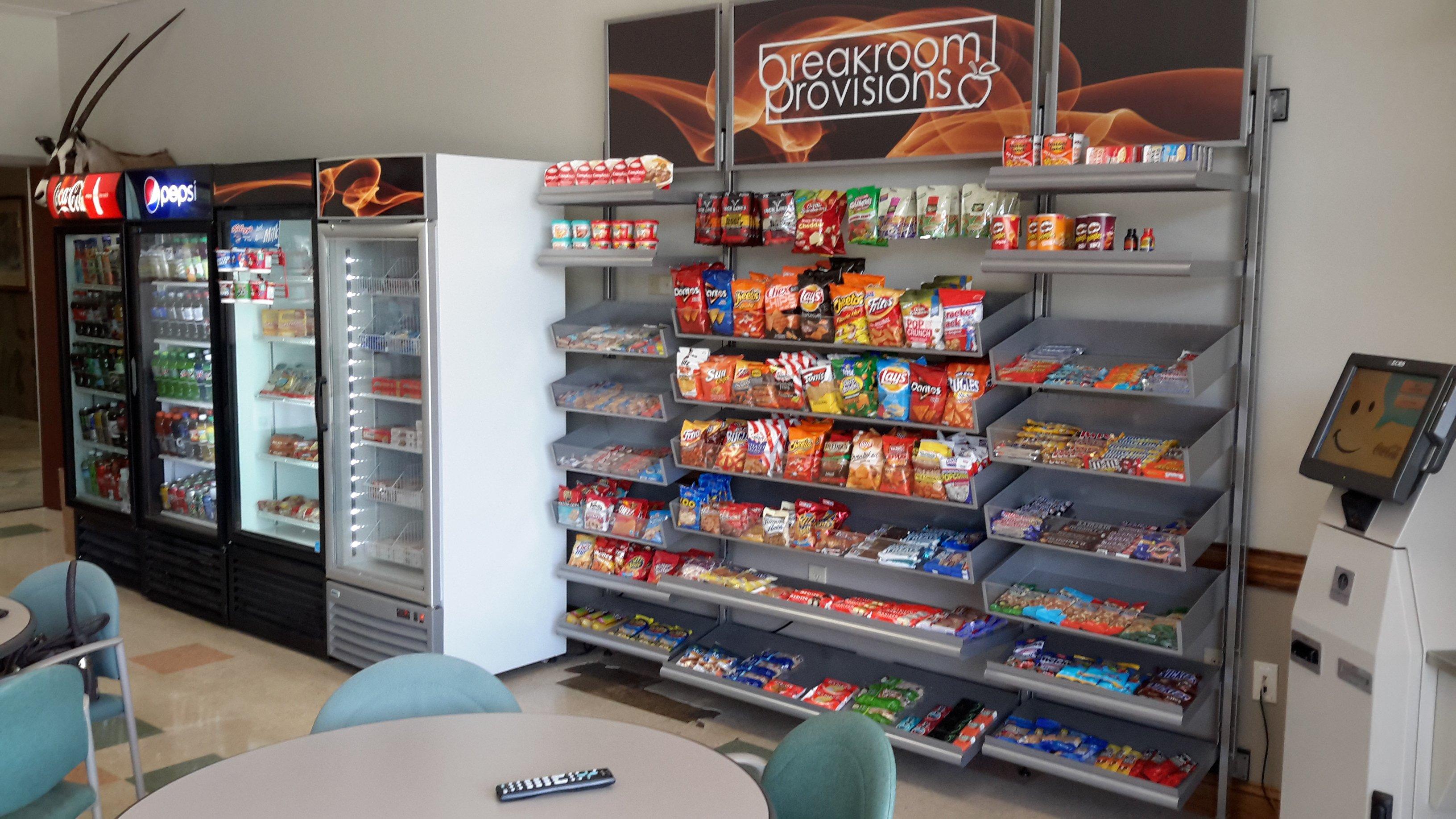 Break Room Provisions Winston - Salem, NC