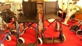 carrozzine,  ausili per disabili