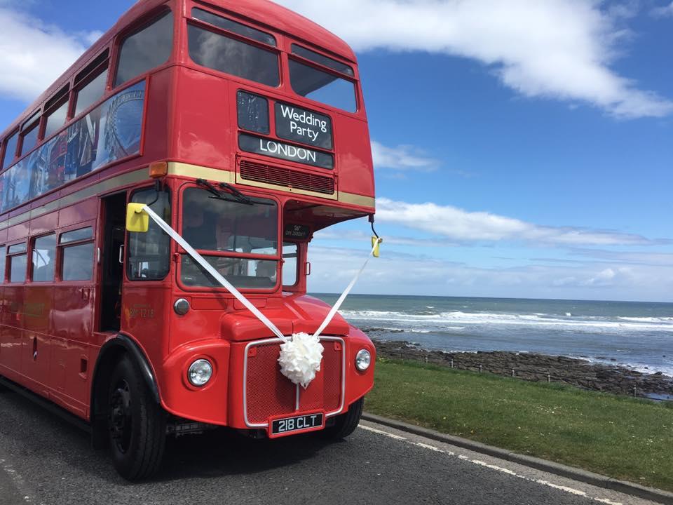 Stunning bus hire
