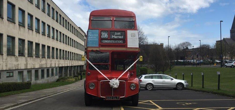 Wedding transportation in Newcastle