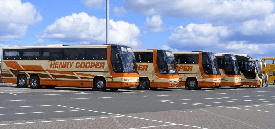 Executive coach hire in Newcastle