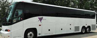 charter bus rental service des moines