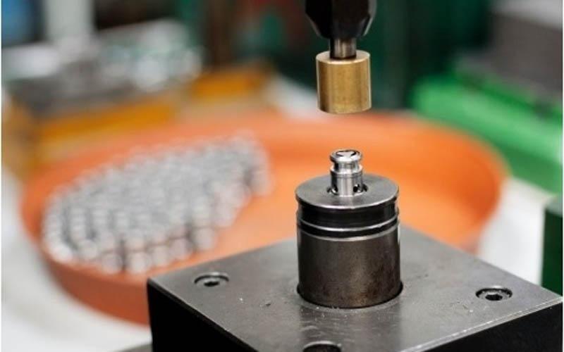 Aluminium-Kleinteile