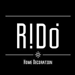 RIDÒ HOME DECORATION - LOGO