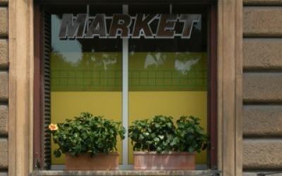 insegna market