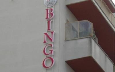 insegna bingo