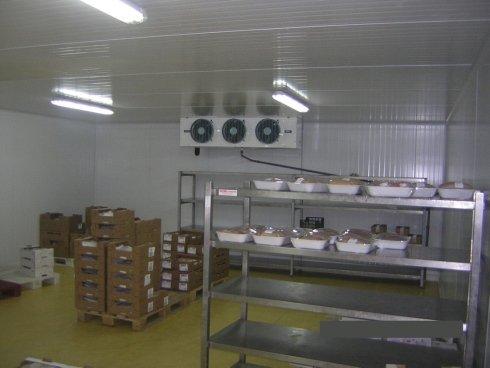 cella frigorifera, impianti frigoriferi, produzione frigoriferi