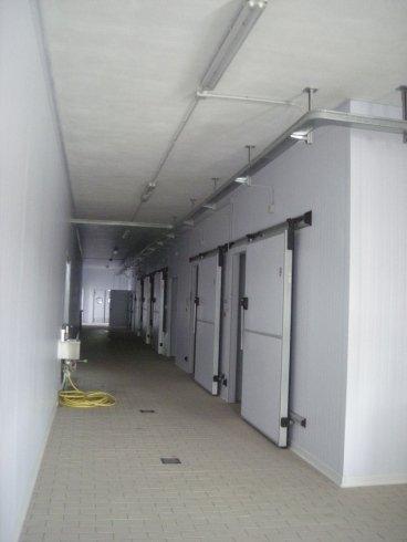 centrali frigorifere, compressori per impianti frigoriferi, forniture per refrigerazione