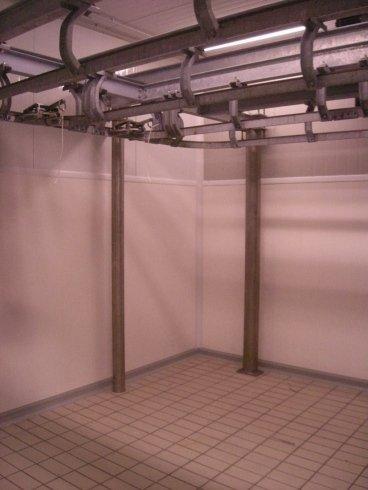 impianti per stoccaggio merci, progettazione frigoriferi, frigoriferi per locali