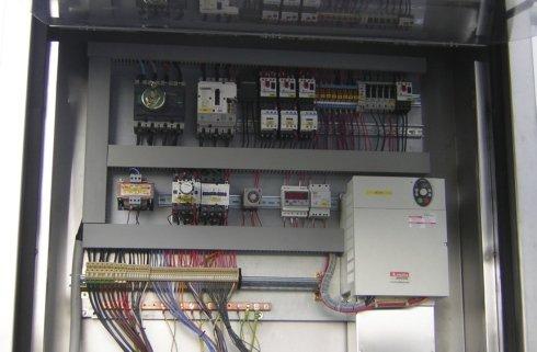 parete in pannelli, pannelli per industrie, pannelli termoisolanti