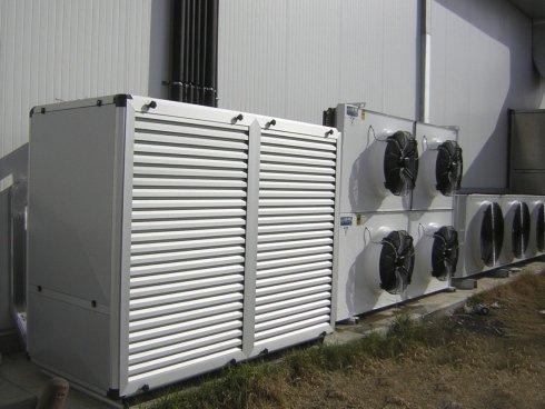 pannelli di rivestimento, rivestimenti in pvc, attrezzature per frigoriferi