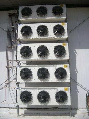 Batteria condensatori remoti