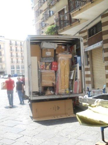 traslochi mobilio
