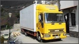 servizi noleggio furgoni