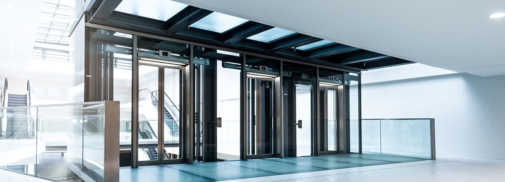 High standard lifts installed