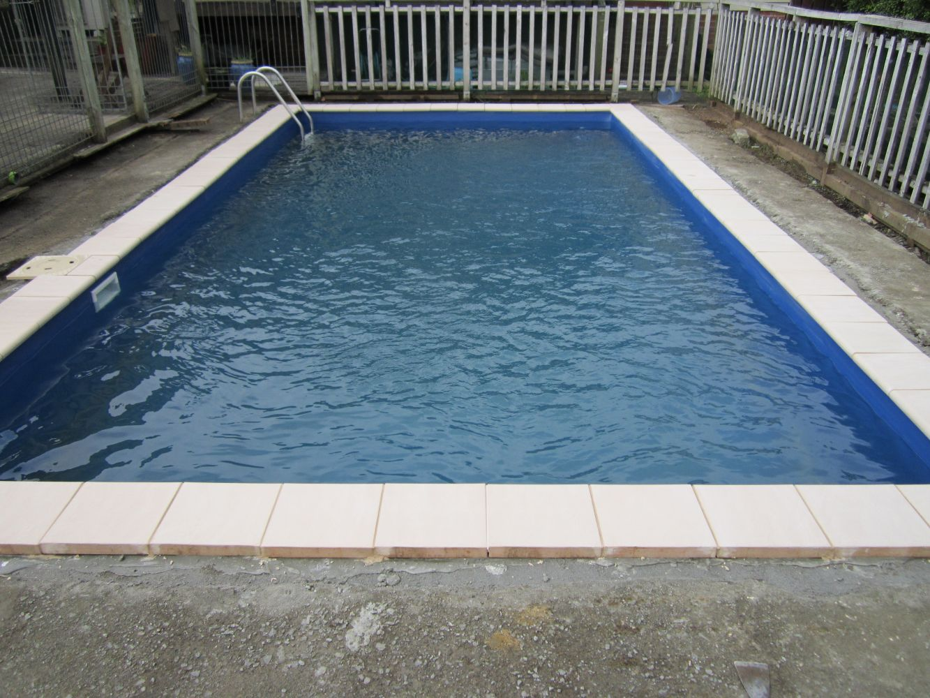 completed projects of  Liner Pool Installations Limited