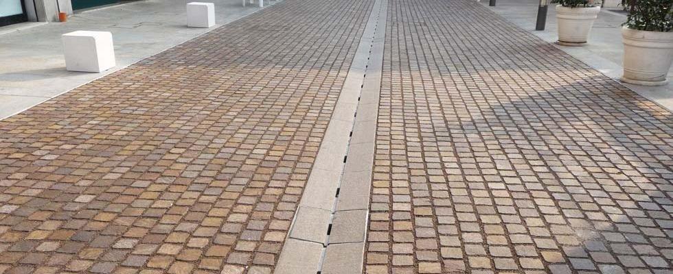 Pavimentazioni in porfido