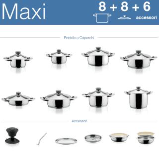 sistema cottura Imco Maxi