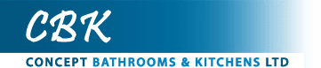 CBK Concepts bathroom & kitchen Ltd Logo