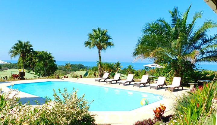 Pool at the Lookout at Playa Tortuga