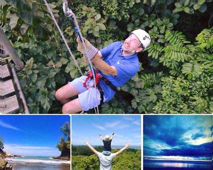 Fun at the Lookout at Playa Tortuga