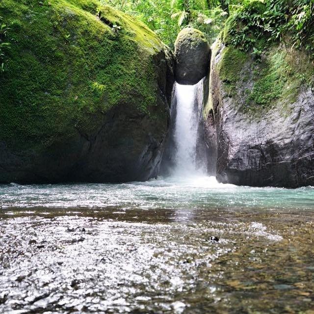Cascada Pavon, Costa Rica