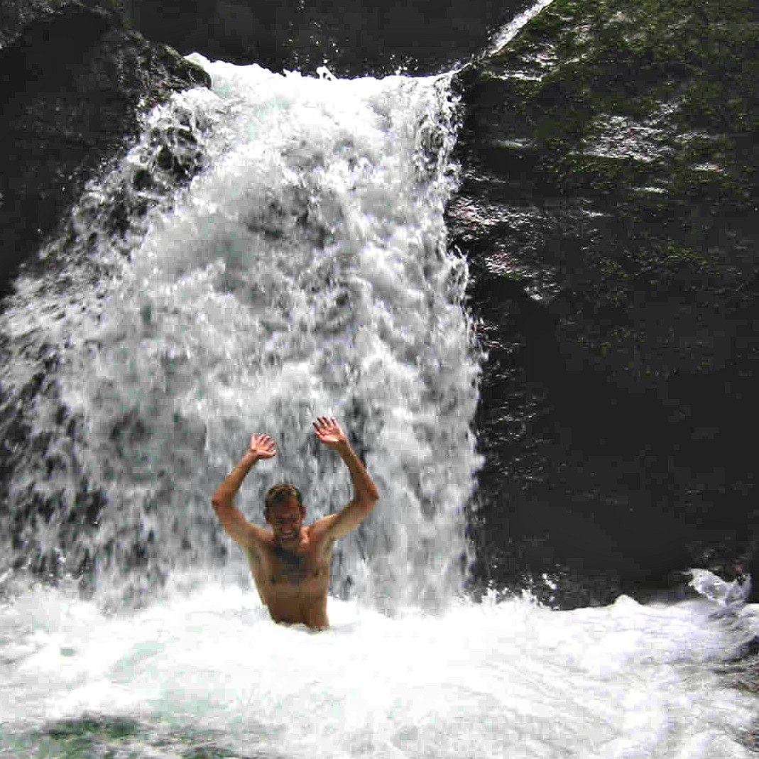 Cascada El Pavon, Costa Rica
