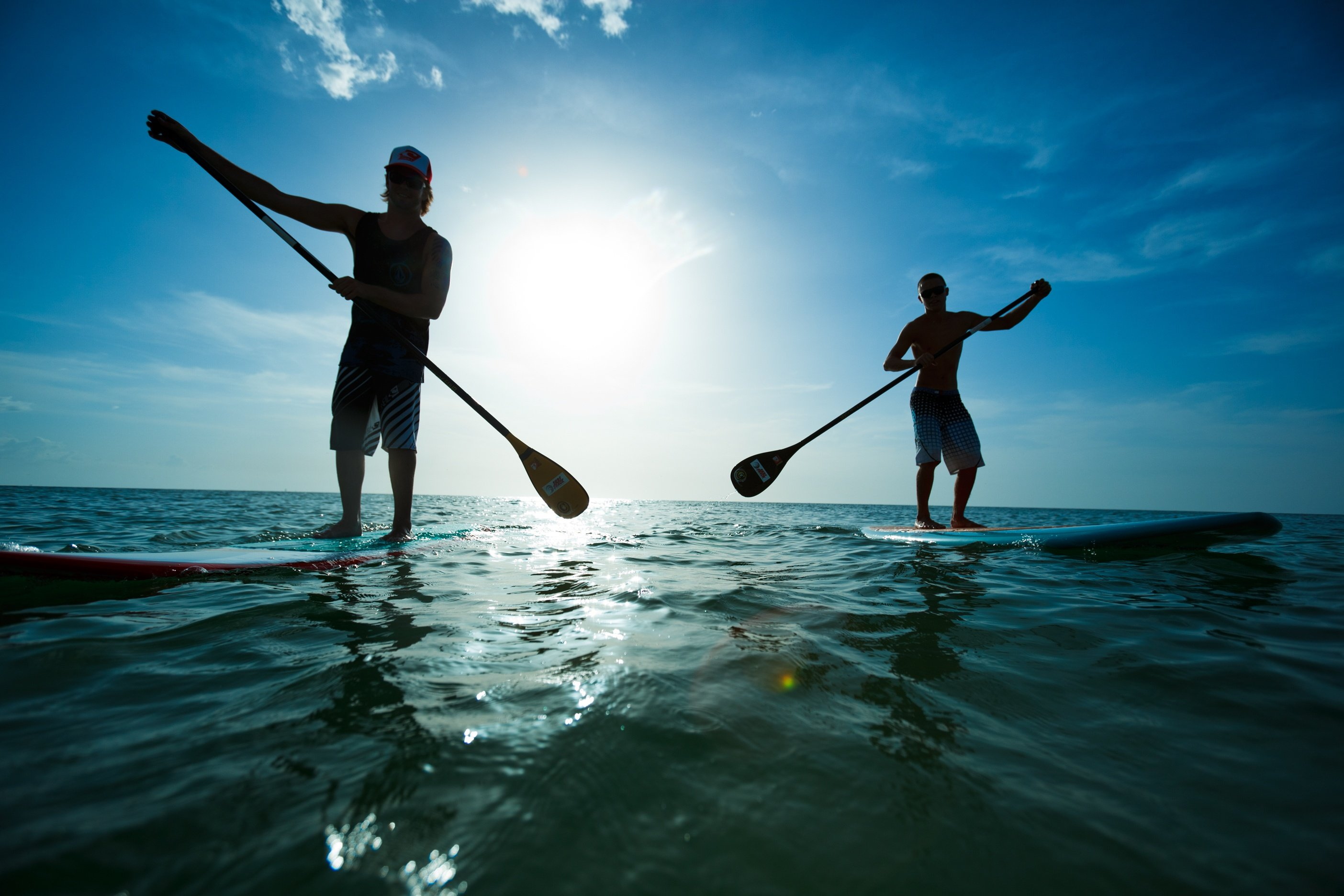 Stand-up Paddle boarding in Costa Rica