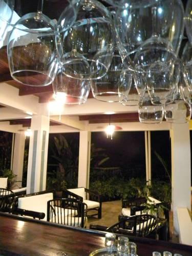Evening at the Lookout at Playa Tortuga
