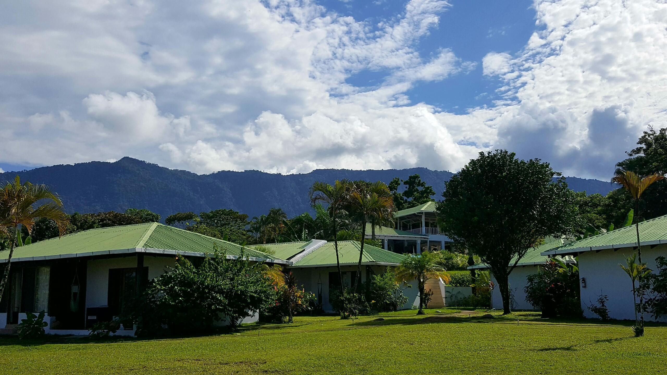 Rooms at the Lookout at Playa Tortuga
