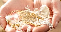 lucidatura gioielli