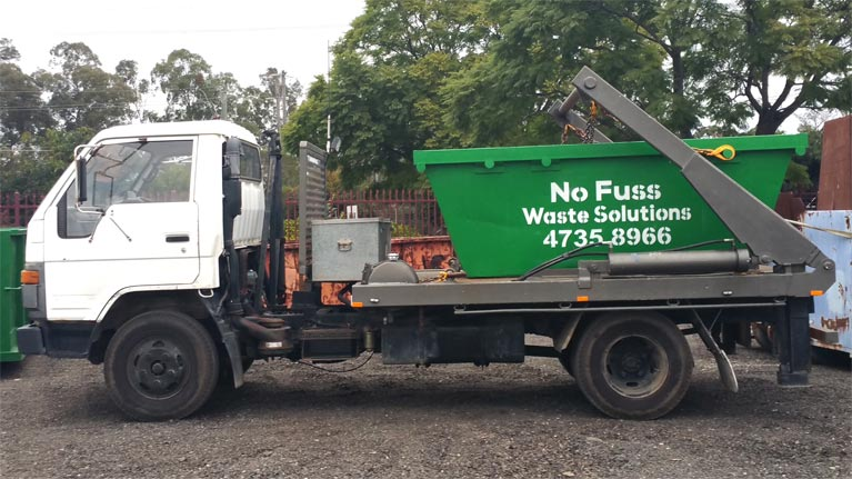 Skip Bins from 2 Cubic Metres