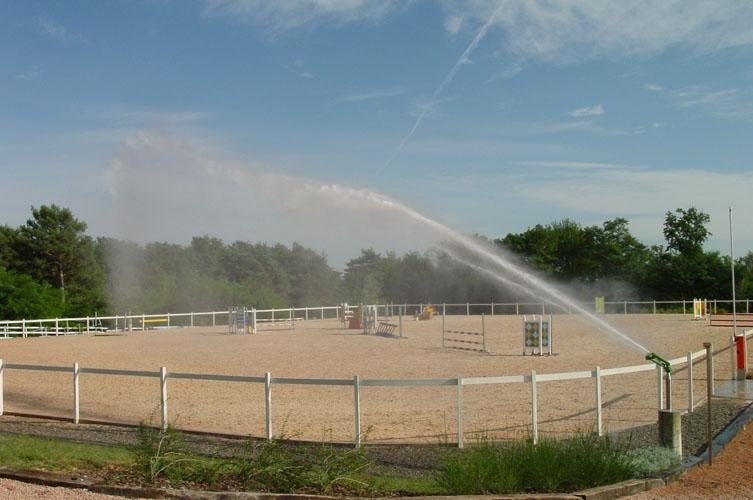 Irrigazione campi sportivi
