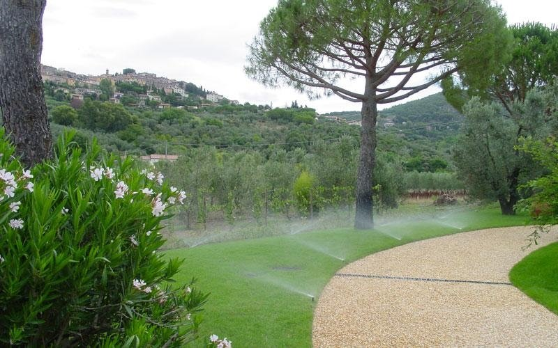 giardini residenziali
